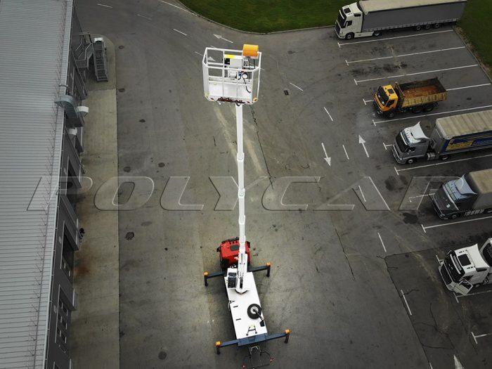 Автовышка 32 метра.
