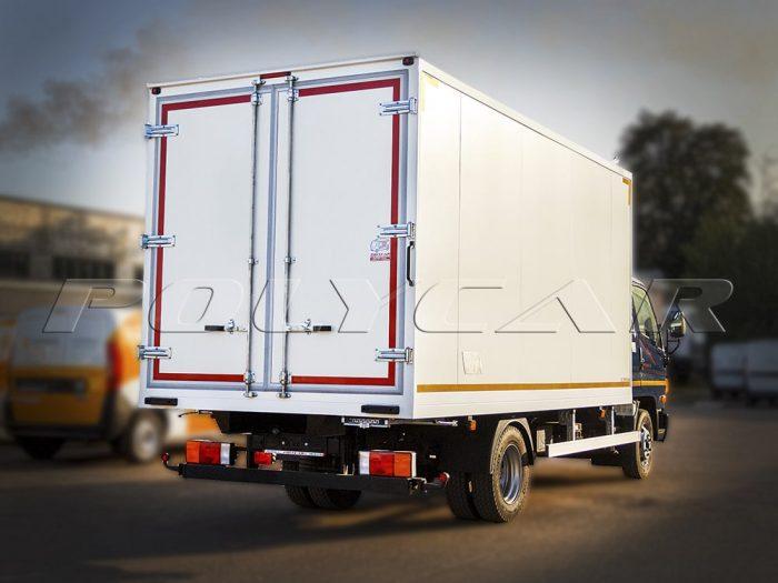 Рефрижераторный фургон Polycar.