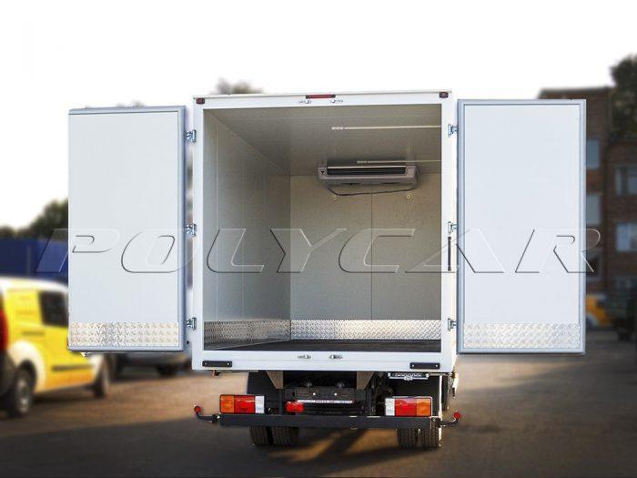 Рефрижераторный фургон украинского производства.