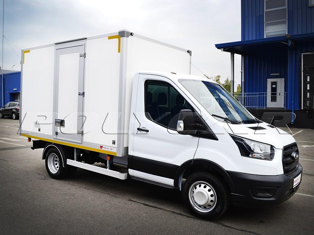Переходим на следующий уровень — новый промтоварный фургон Polycar.