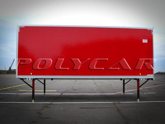 БДФ - съемный кузов-контейнер производства Polycar.