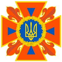 Лого ДСНС Украины