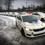 Peugeot 301 Patrol Police.