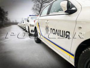 Партия патрульных автомобилей Peugeot 301.