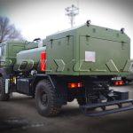 Авіаційний паливозаправник на базі МАЗ.