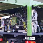 Система фільтіраціі та заправки паливом.