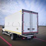 Промтоварний фургон виробництва Polycar.