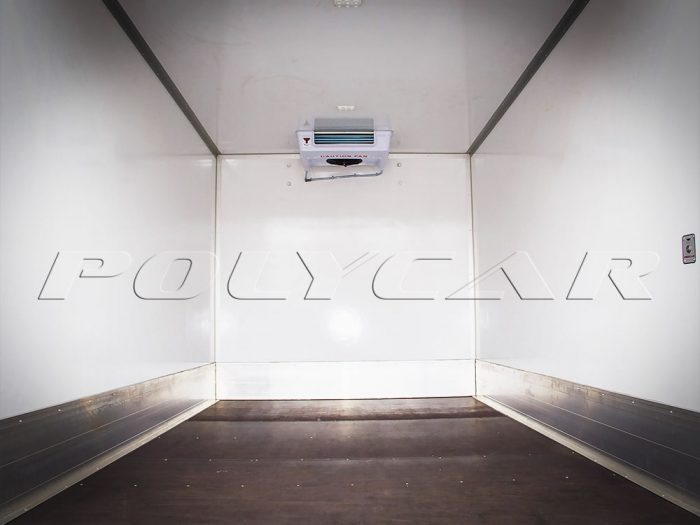 Рефрижераторный фургон Polycar и холодильное оборудование Thermal Master.