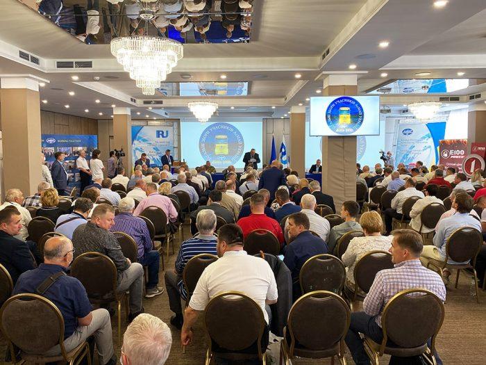 Ассоциация международных автомобильных перевозчиков Украины 2021.