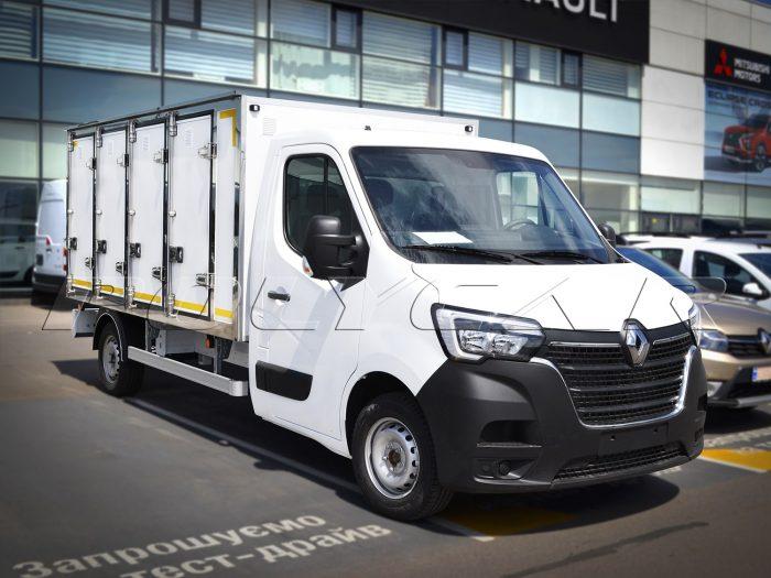 Хлебный фургон Renault Master.