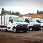 Производство хлебных фургонов на базе Renault Master.