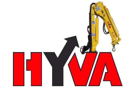 Кран-манипулятор Hyva HA 10.