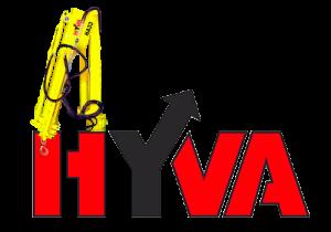 Манипулятор Hyva HA 33.