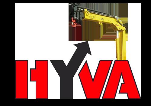 Купить кран-манипулятор Hyva HA 50 в Украине.