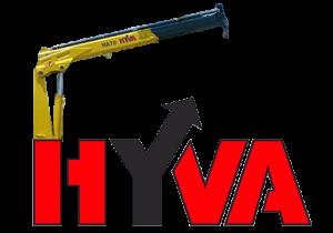 Hyva HA 70 кран-манипулятор от голландского производителя.
