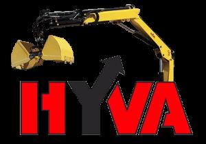 КМУ Hyva HB 112.