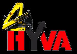 Hyva HB 130 крано-манипуляторная установка от официального представителя Hyva в Украине Polycar.