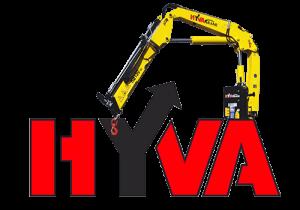 Купить кран-манипулятор Hyva HB 150 в Украине от официального дилера Polycar.