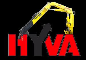 Кран-манипулятор Hyva HB 230 с грузоподъемностью до 4,7 тонн.