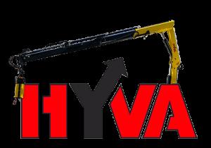 Кран-маніпулятор Hyva HB 240 купити в Україні.