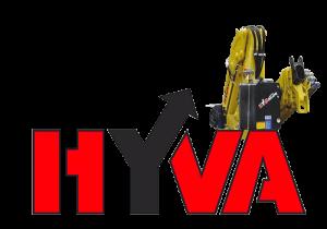 Hyva HB 280 кран-манипулятор с грузоподъемностью до 6 тонн и вылетом стрелы до 17,8 метров.