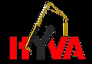 КМУ Hyva HB 50 купить в Украине от официального дилера Polycar.