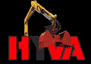 Hyva HB 80 - кран-манипулятор с грузоподъемностью до 2 тонн.