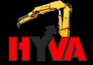 Манипулятор Hyva HB 90 купить в Украине.
