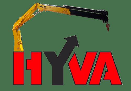 КМУ Hyva HV 147.