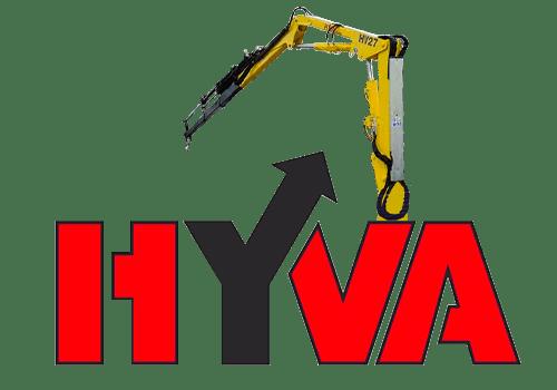 Кран-манипулятор Hyva HV 27.