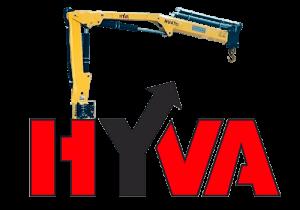 Купить кран-манипулятор Hyva hv 47 в Украине от официального дилера.