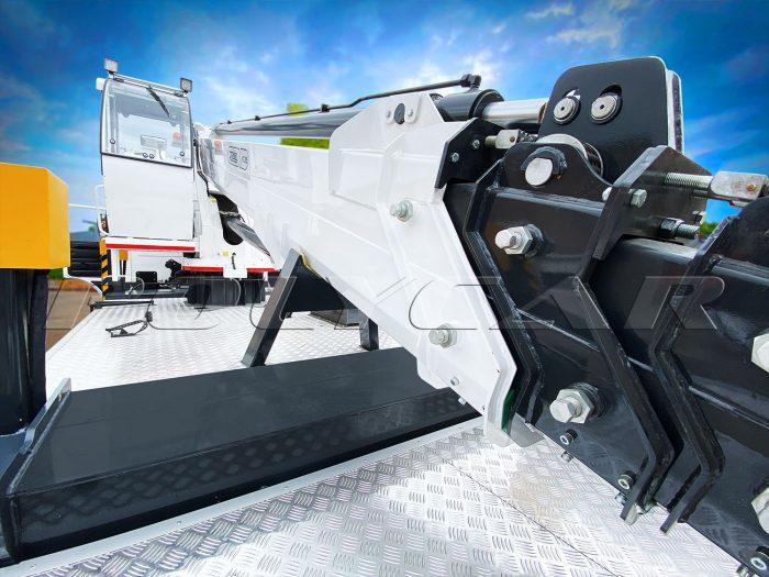Автовышка 28 метров производства Polycar.
